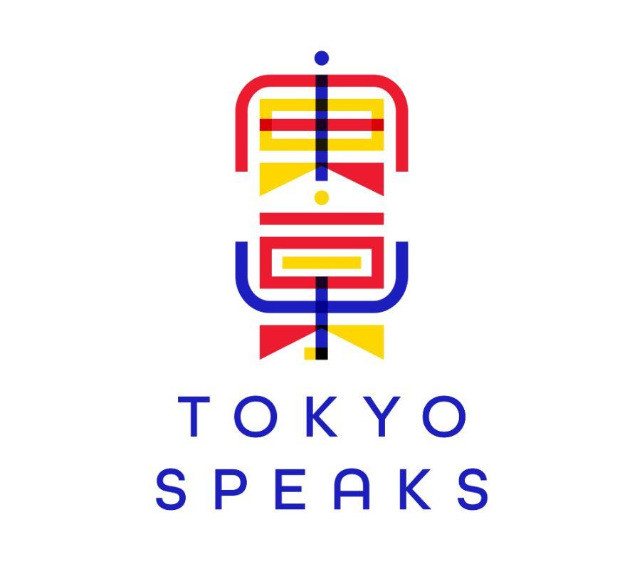 Tokyo Speaks Logo